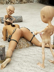 3D Princess gets boned by Gentleman